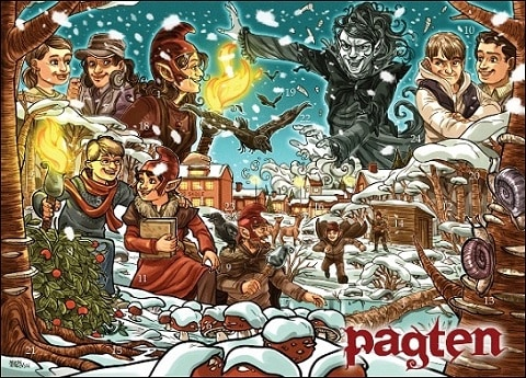 Pagten - En julekalender med gys.