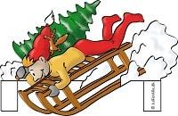 Kravlenisser – Udprint dem helt gratis, og spred julestemning