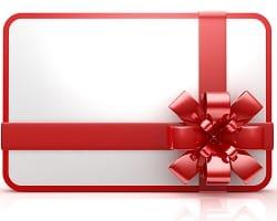 julegave til ham - gavekort