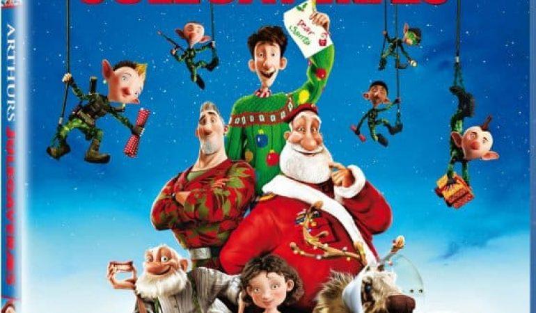 Julefilm til børn