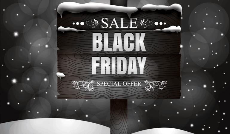 Tilbud: Køb julegaverne under Black Friday og spar penge