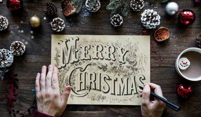 God Jul Glædelig Jul