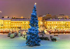 Jul i Norden