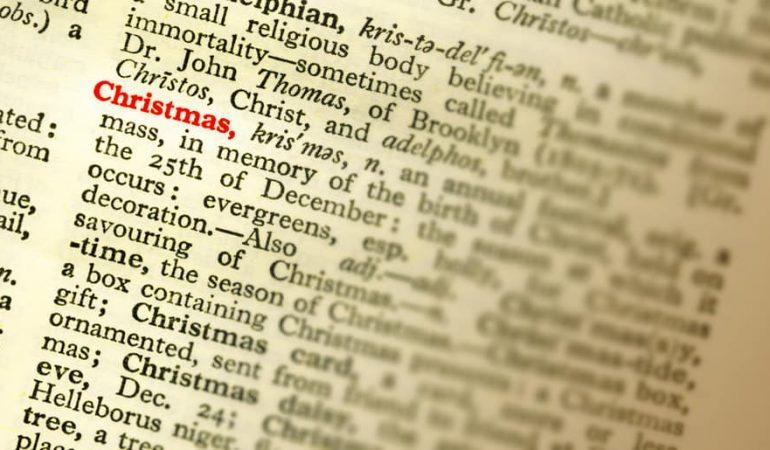 Julens leksikon
