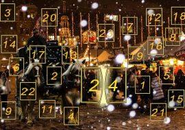 Julekalendere gennem tiden