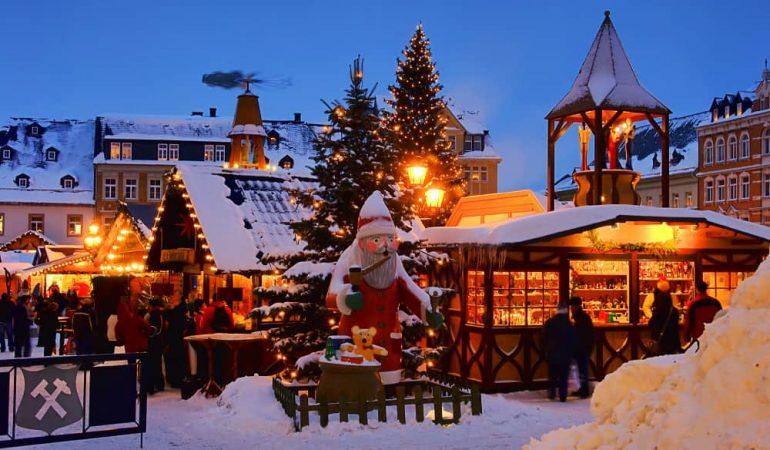 Guide til årets julemarkeder
