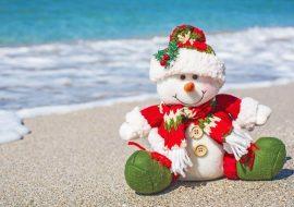 Jul i udlandet