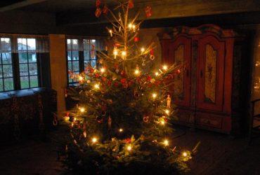 Jul på Frilandsmuseet i Lyngby