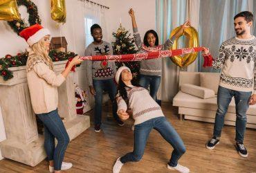 Lege til julefrokosten