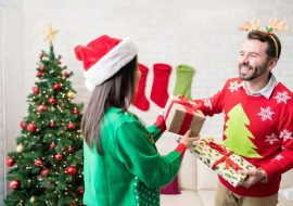 Sjove julelege